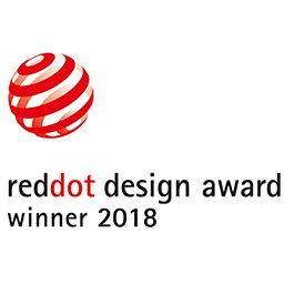 reddot design award winner 2018