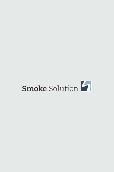 Smoke solution logo 3PART